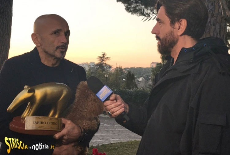 Roma eliminata, Spalletti attapirato