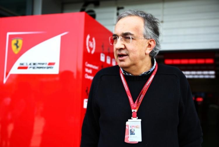 Ferrari, Sergio Marchionne:
