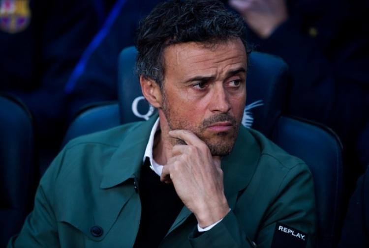 Barcellona, Luis Enrique ma l'andata non la giochi per scaramanzia?