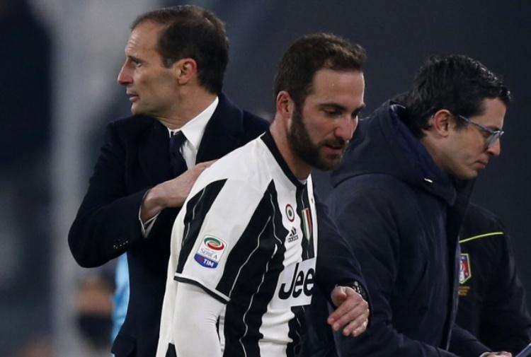 Barcellona-Juventus, Higuain:
