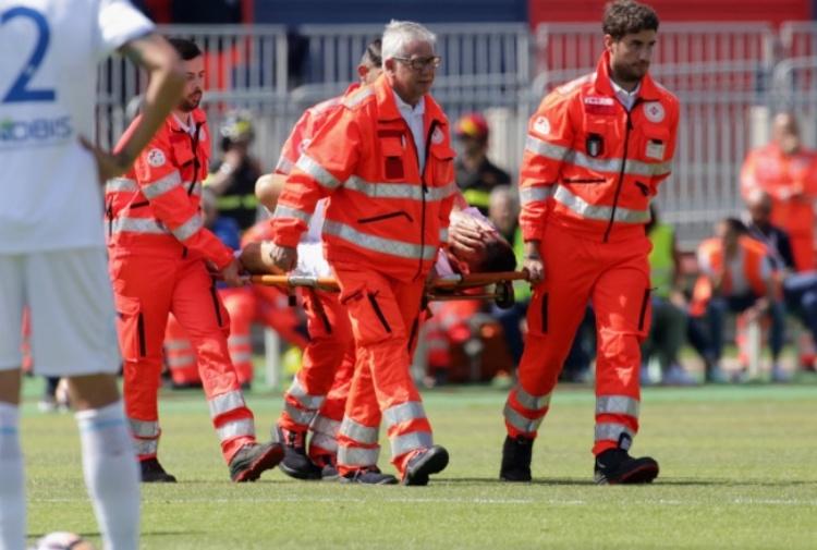 TEGOLA CHIEVO | Stagione finita per Meggiorini: rottura dei legamenti crociati!