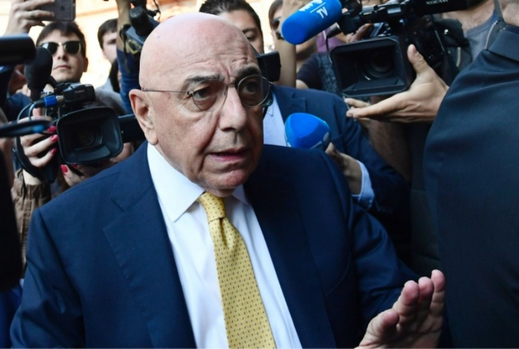 Galliani torna in pista? Il Real Madrid sull'ex rossonero