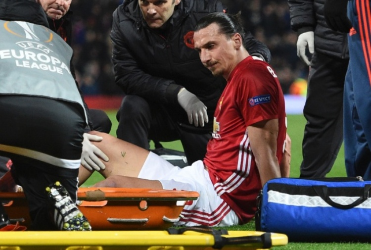 Ibrahimovic, diagnosi shock per lo svedese