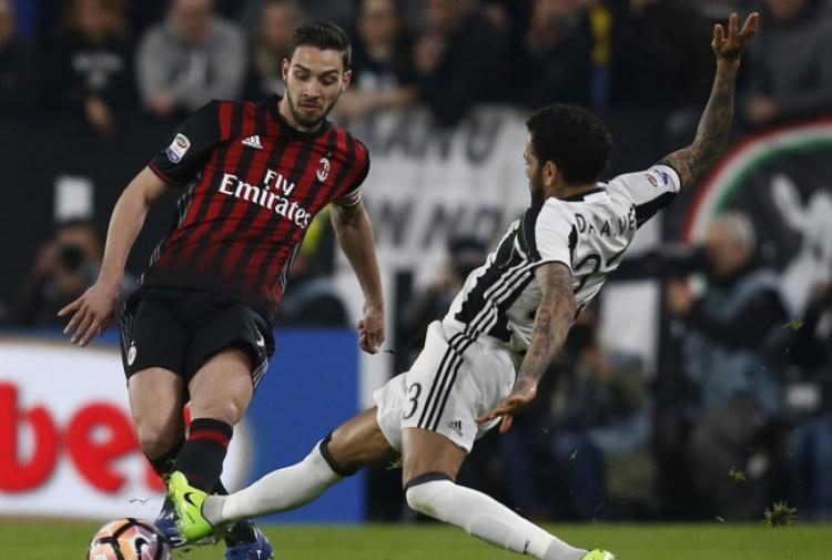 Milan-Empoli 1-2, Lite fra tifosi e De Sciglio