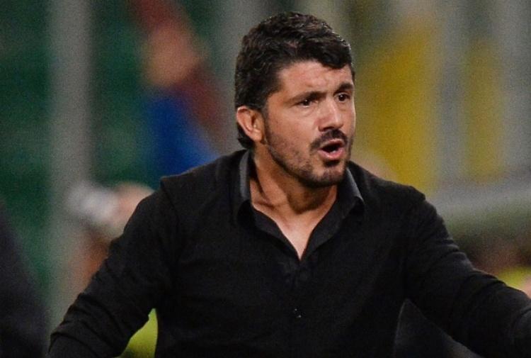 Serie B, Pisa ultimo ea un passo dalla retrocessione, Gattuso: