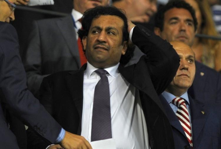 Tensione tra Malaga e Barcellona, Al Thani esagera: