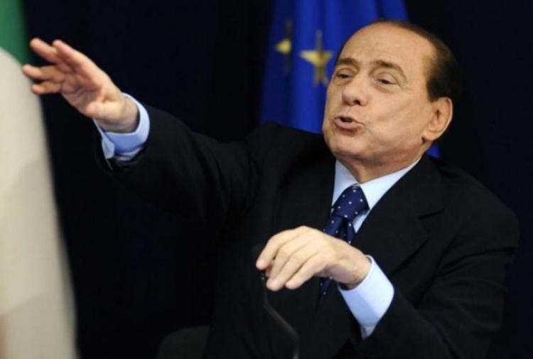 Portofino: incidente per Berlusconi, medicato a Milano