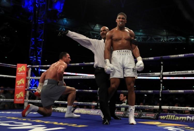 Boxe, Anthony Joshua vs Wladimir Klitschko: programma, orario e diretta tv