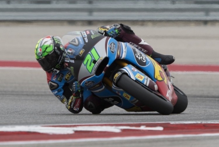 Moto2, Morbidelli si prende il warm up a Jerez
