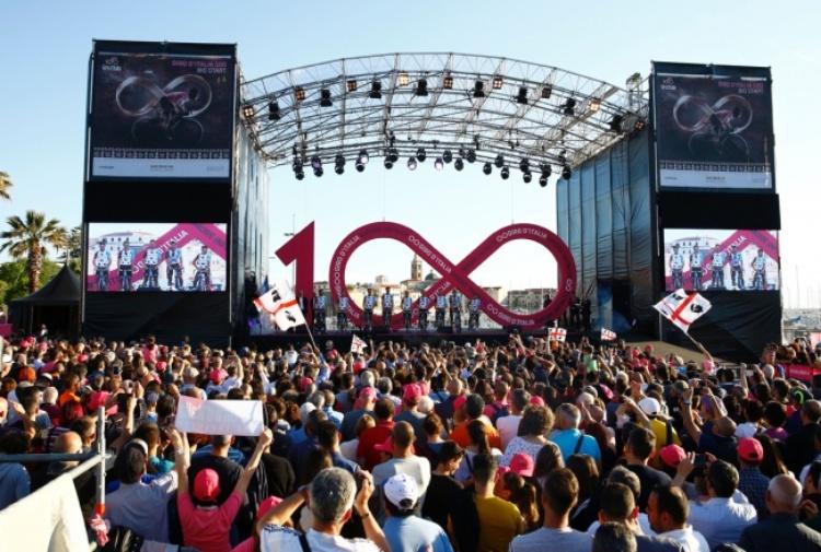 L'ombra del doping sul Giro d'Italia: poisitivi Ruffoni e Pirazzi della Bardiani-Csf
