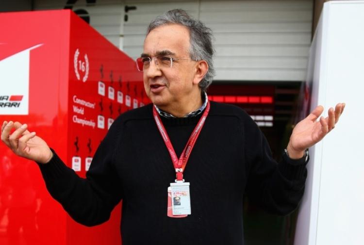 F1, Marchionne: Ferrari ora competitiva e temuta dagli avversari