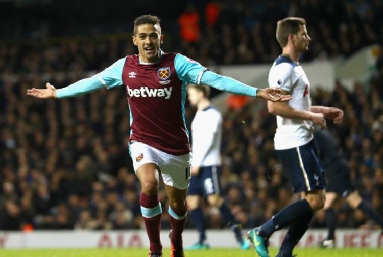 Premier League, West Ham-Tottenham 1-0: il Chelsea può andare a +7
