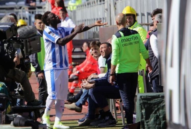Muntari, annullata la giornata di squalifica dal Giudice sportivo