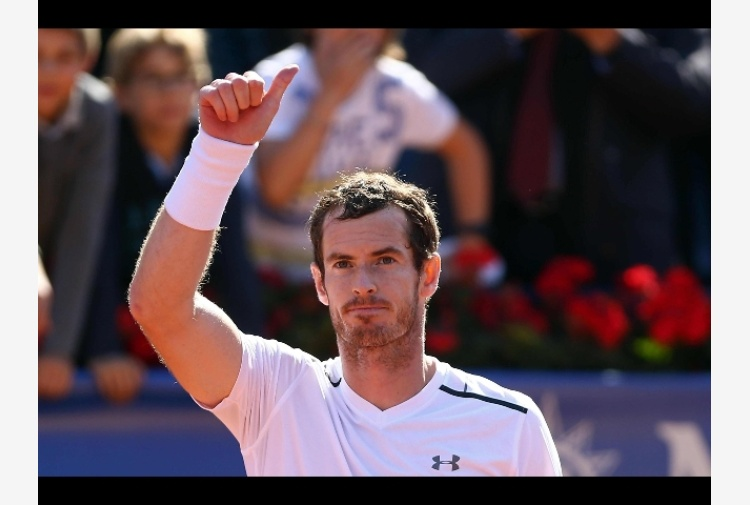 Tennis: Murray sempre n. 1 del mondo