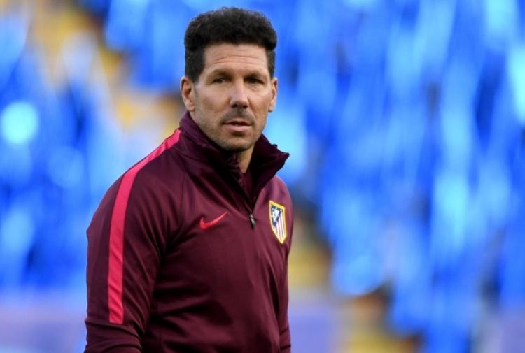 Inter, Simeone si sfila.