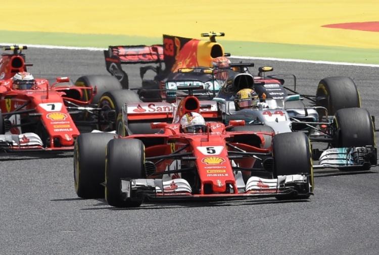 Gp di Spagna: vince Hamilton, secondo Vettel