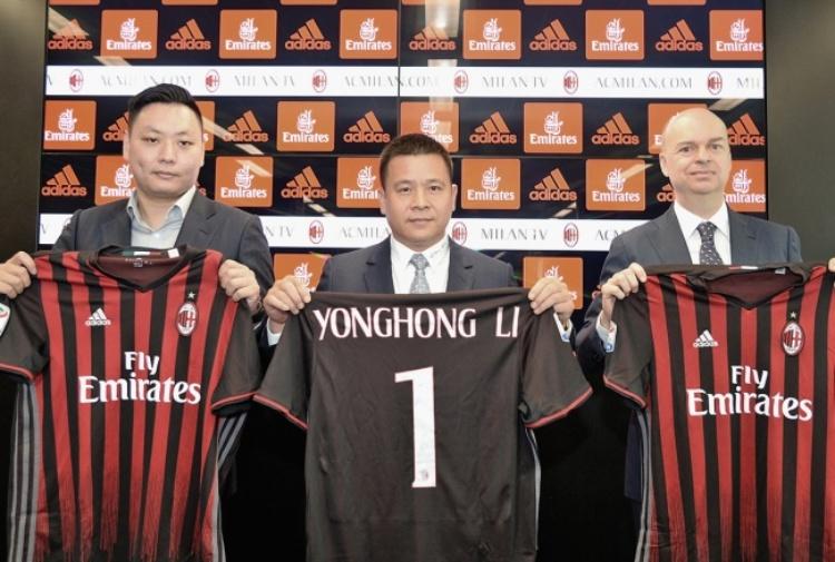 Il nuovo Milan: Yonghong Li è un magnate del fosforo