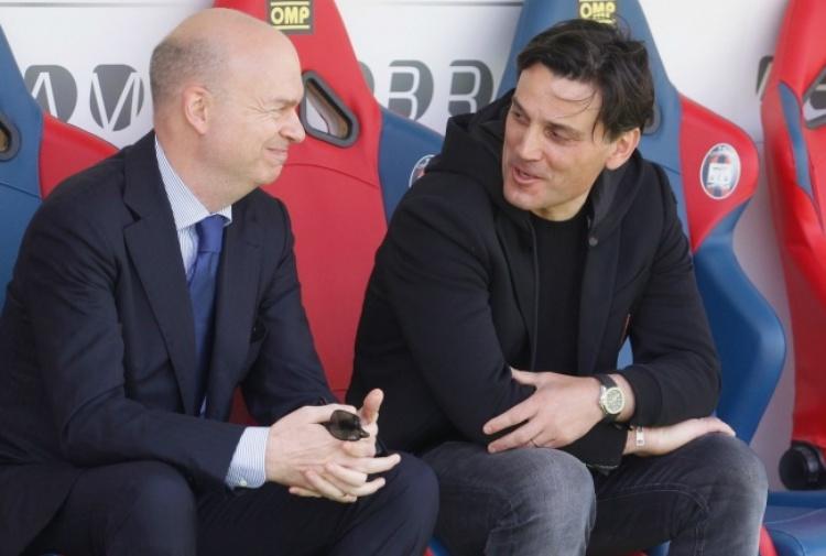 Milan, prosegue la preparazione per il Bologna: Bacca e Lapadula insieme?