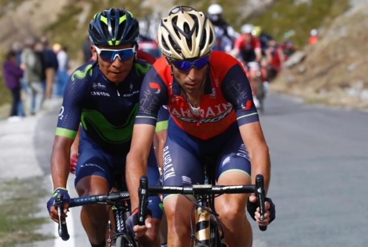 Nibali Re dello Stelvio: prima vittoria italiana, Dumoulin resta in rosa