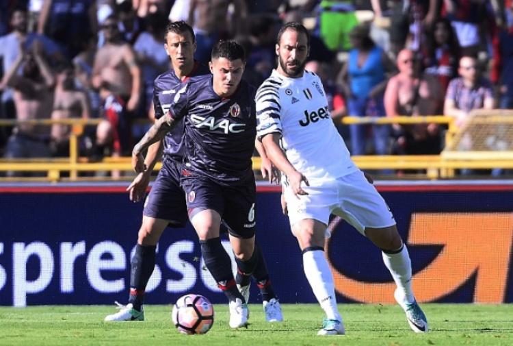 Serie A: la Juve vince 2-1 a Bologna