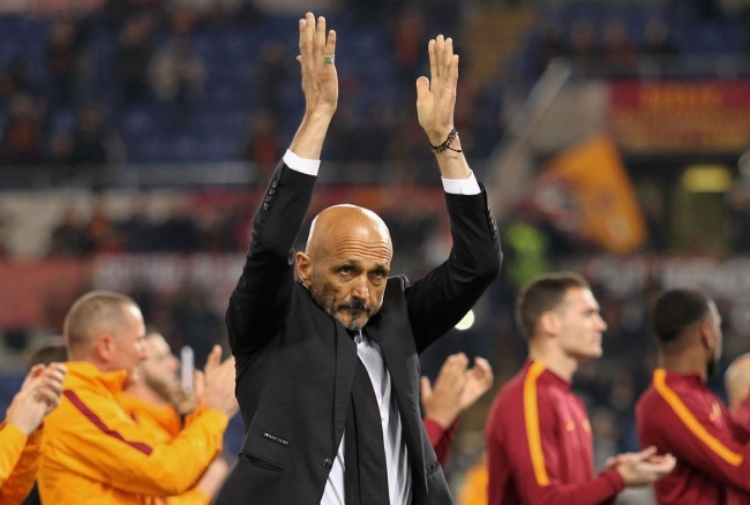 Comunicato della Roma: Spalletti non sarà più l'allenatore