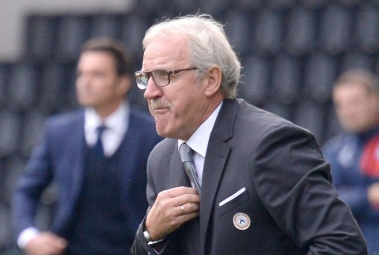 Udinese, ufficiale il rinnovo di Delneri fino al 2018