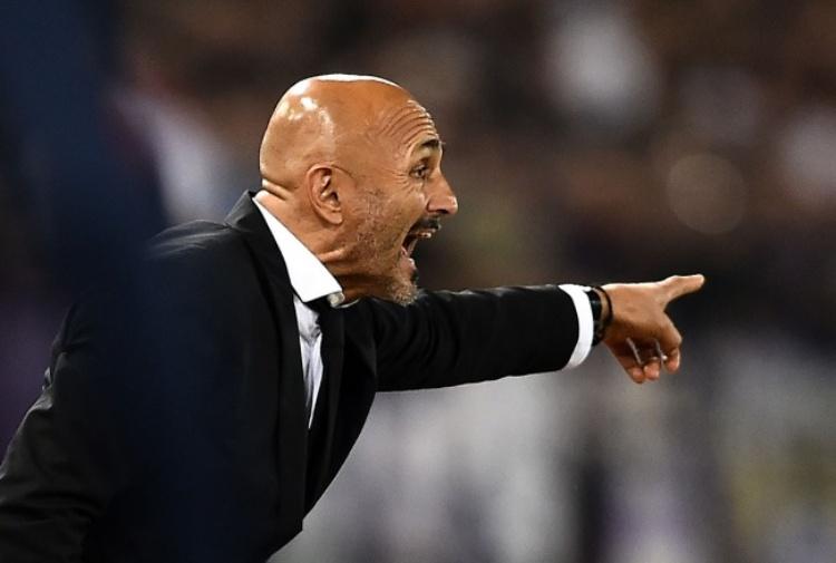 Roma, Spalletti: nella mia gestione ho creato limiti a Totti