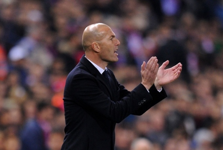 Real Madrid, Zidane: