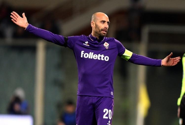 Borja Valero, la Fiorentina adesso è anche sulla pelle