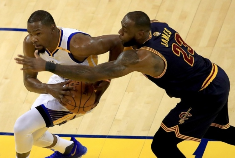 NBA Finals, gara 1 va a Golden State