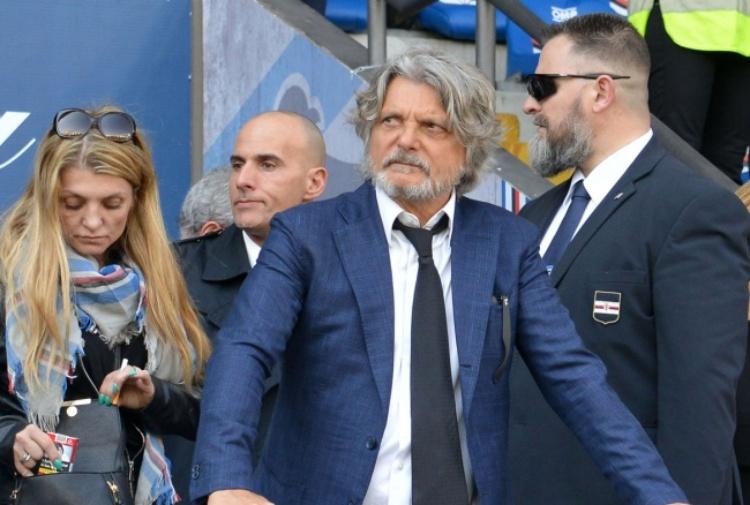 Ternana, Massimo Ferrero interessato ad entrare in società