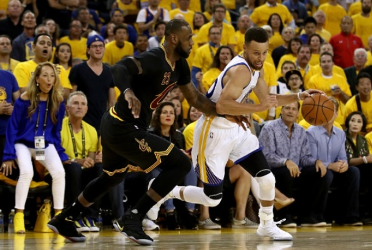 NBA Finals: Matchpoint leggendario per i Golden State Warriors