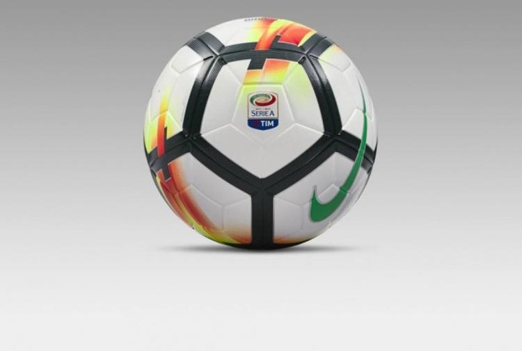 Serie A 2017/2018, Nike svela Ordem V: il nuovo pallone