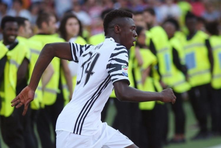 Calciomercato Juventus, sirene per Kean: lo vuole il Verona
