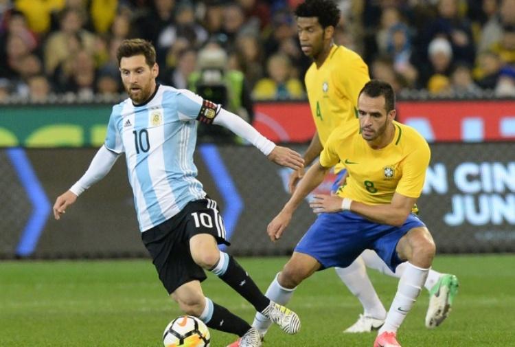 Buona la prima per Sampaoli: Argentina batte Brasile 1-0