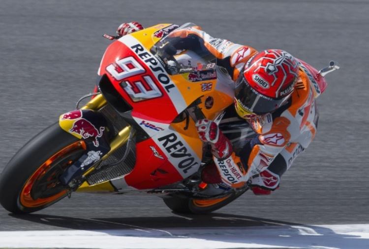 Moto: Catalogna, Marquez ok e Rossi 10/o