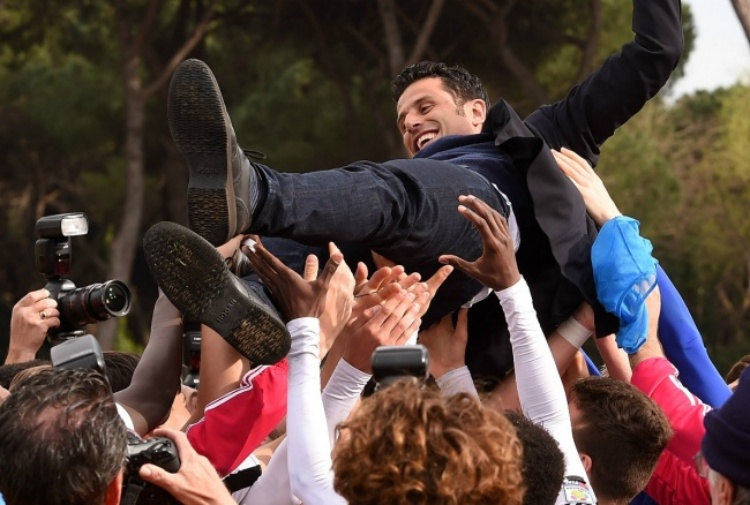Fabio Grosso è il nuovo tecnico del Bari