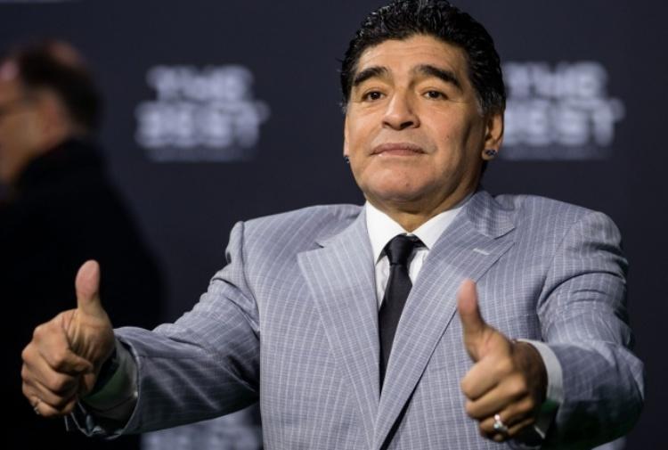 Maradona risponde: