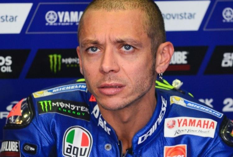 Assen, Rossi: