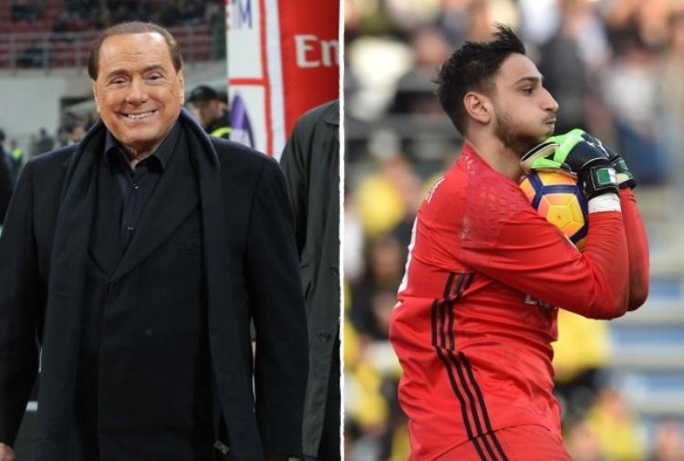 Berlusconi: 'Sogno il ritorno di Ibra al Milan, avrei convinto Donnarumma'