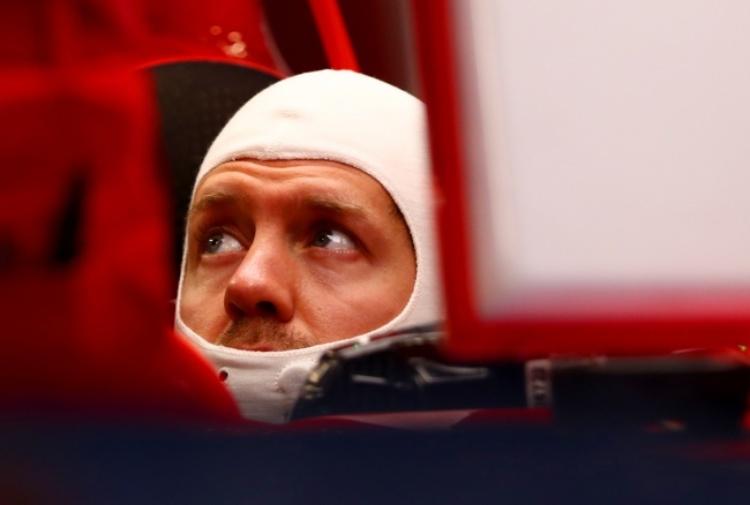 Vettel: Ci prendiamo lo schiaffo in faccia ma niente è perduto