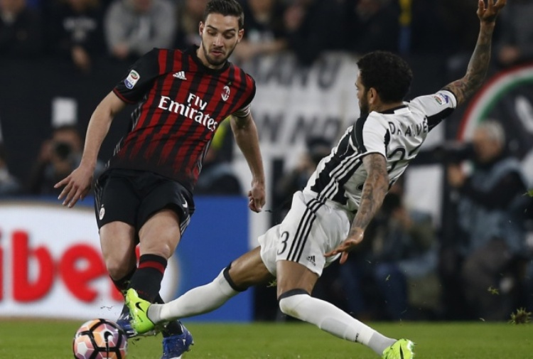 Juventus, dal Milan è in arrivo De Sciglio