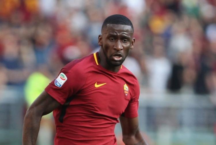 Colpo Chelsea: Rudiger va da Conte, alla Roma 33 milioni!