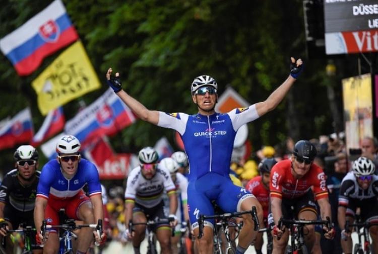 Tour de France, Valverde e Izagirre subito ritirati