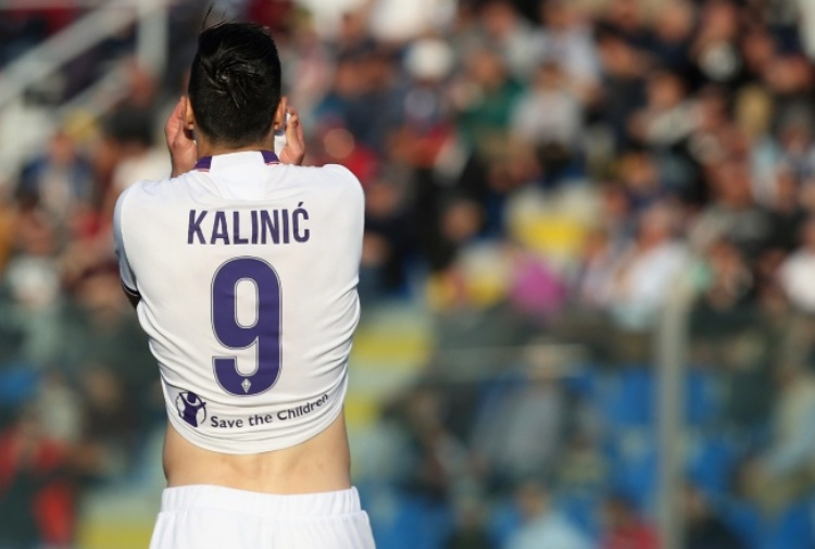 Fiorentina, Kalinic annuncia: