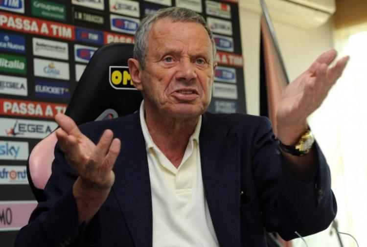 Palermo, perquisizioni in sede club rosanero ea casa di Zamparini