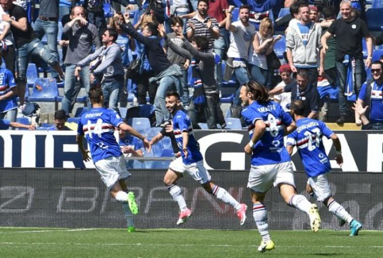 Sampdoria, Kownacki ha firmato il contratto