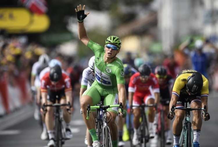 Kittel imbattibile, al Tour de France è pokerissimo
