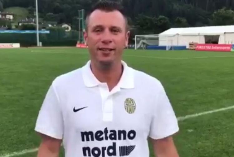 Clamoroso: Antonio Cassano ha deciso di ritirarsi dal calcio giocato