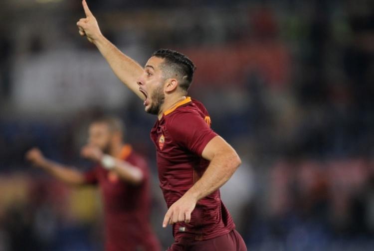 Manolas Juventus, incontro tra Monchi e Marotta: valutazione di 40 milioni